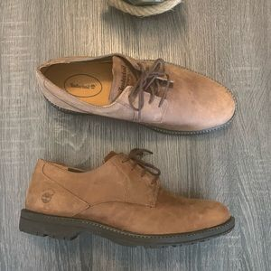 TIMBERLAND Waterproof Lace Up Shoes Oxfords 13 M
